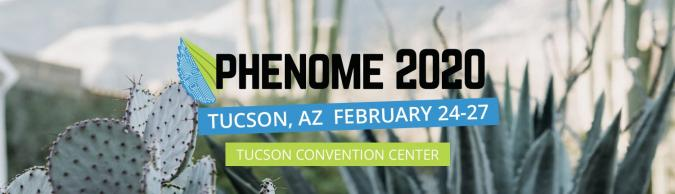 Phenome conference banner